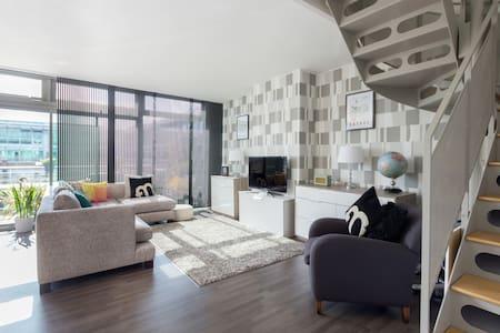 Jewellery Quarter City Penthouse - Birmingham - Apartment
