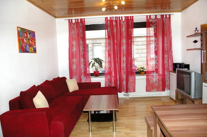 Ferienwohnung Southside / W-Lan/Free parking place
