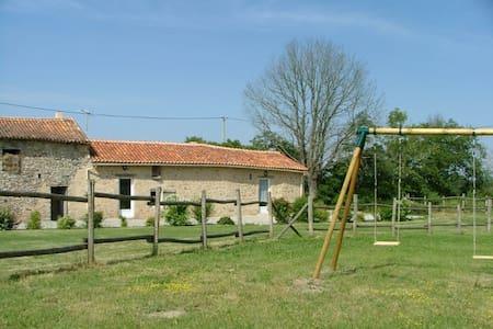 Maison de campagne - Saurais