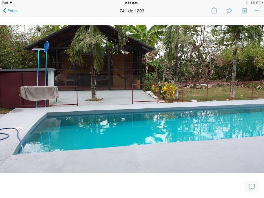 Casa de playa costa rica case in affitto a parrita puntarenas costa rica - Piscina laghetto playa prezzo ...