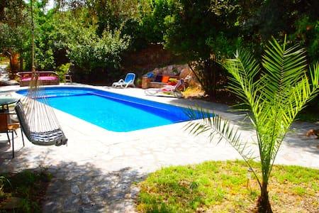 """Cortijo """"La Era"""" con piscina en Lanjarón"""