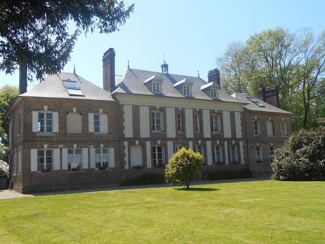 Gîte de Saint Nicolas du Vert Bois - Quincampoix - Dům
