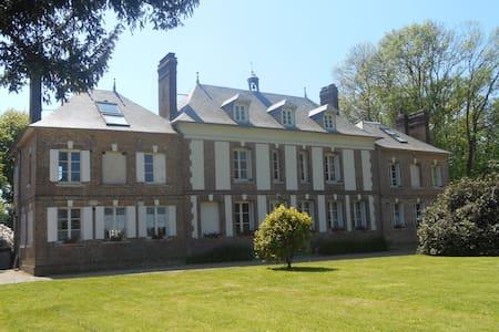 Gîte de Saint Nicolas du Vert Bois - Hus