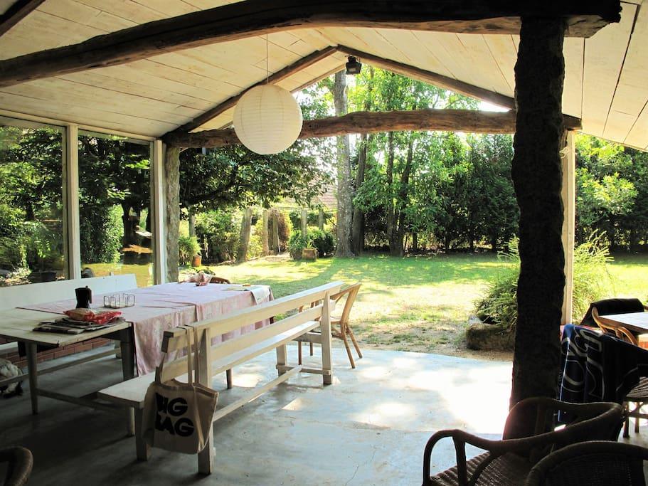 Casa de campo se orial del s xvii casas en alquiler en - Casas de campo en galicia ...