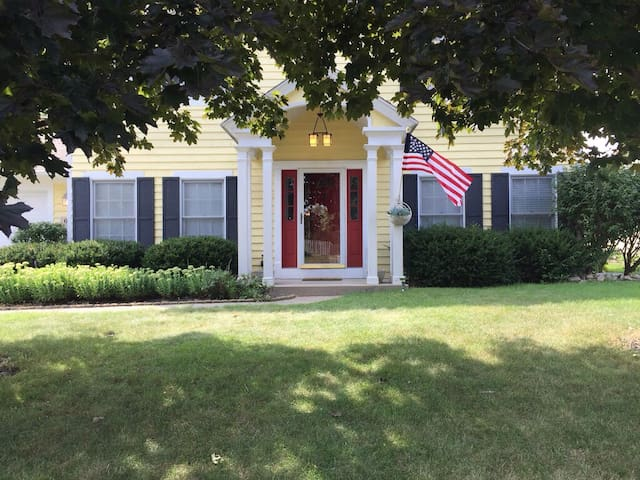 4 bedroom house near WPAFB and WSU - Fairborn