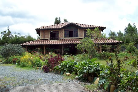 RECREATIONAL HOUSE NEAR MEDELLIN - Santa Elena - Egyéb