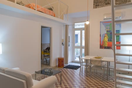 Loft  in Monastero - Neapel