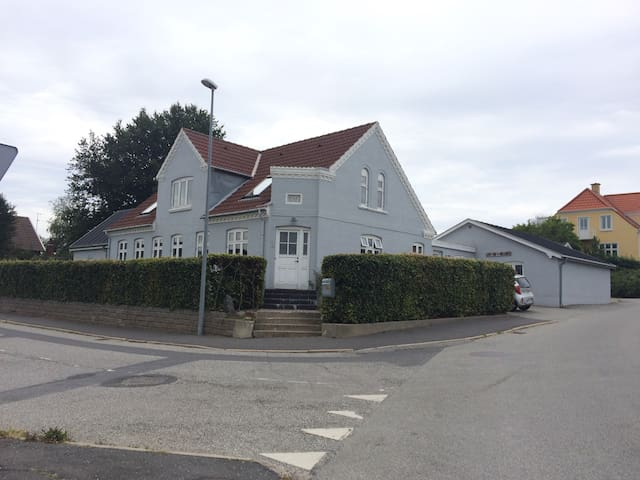 Lejlighed med udsigt over Lillebælt - Fredericia - Leilighet