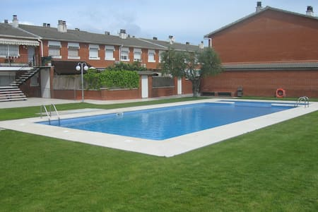 Casa con piscina en la Costa Brava - Palafolls - Talo