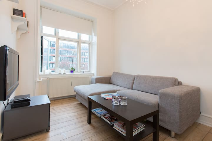 Apartment in the heart of Vesterbro