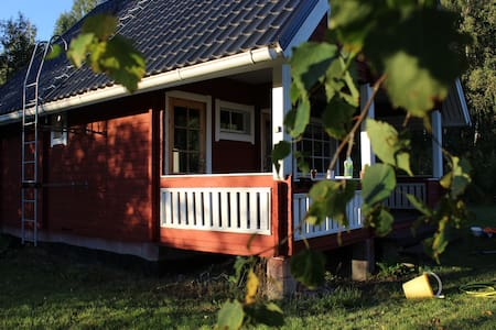 Countryside cottage w conveniences - Sipoo - Chatka