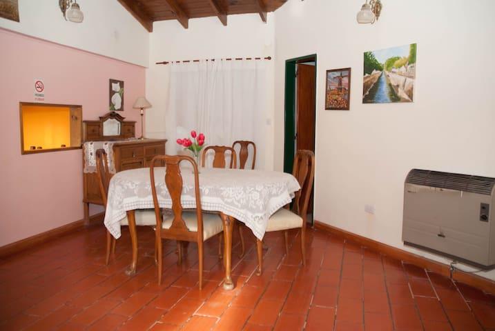 Alquiler Temporario Ana Cecilia - Puerto Madryn - Huis