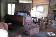 Suite from the right side area