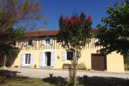 La Faune - a Gascon farmhouse - Lagarde-Hachan