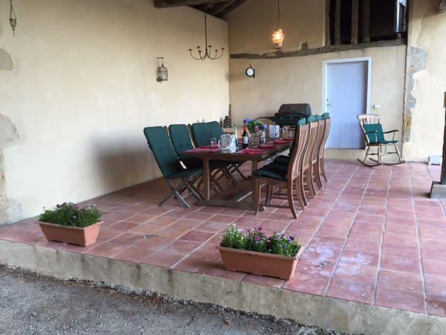 La Faune - a Gascon farmhouse - Lagarde-Hachan - Dom