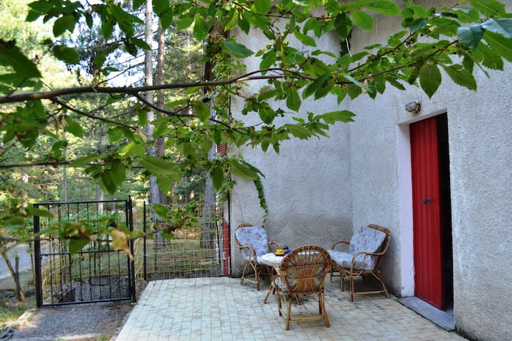 Comfortable villa in to the wild. - Villaggio Pino Grande - Vila