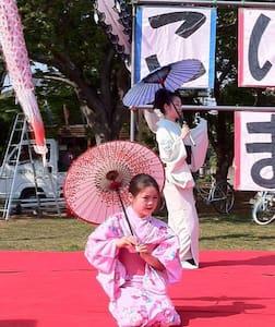 東京30min 日本舞踊 26.27/09on stage free - Moriya