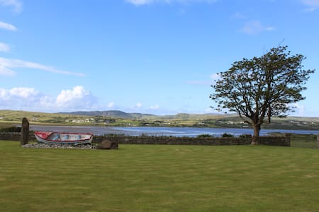 Spacious Twin Room - Ballyliffin - Rumah