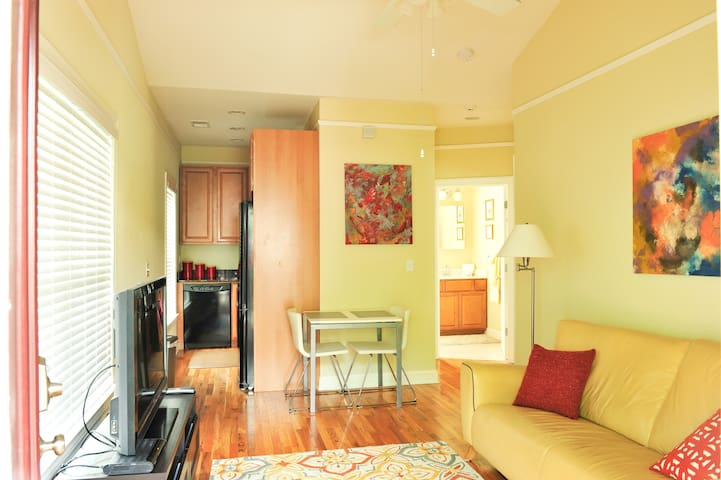 1BR Apt.  Awesome Old Fourth Ward/Downtown Area