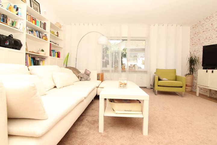 112 qm Ground Floor Apartment - Pfungstadt - Apartemen