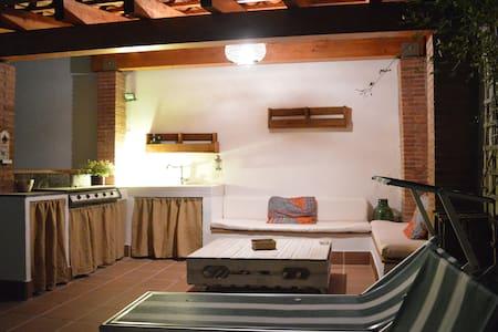 Villa 250m2, 5min playa, cerca BCN - El Masnou - Casa