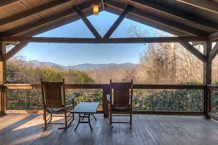 Exley Place with Mountain Views - Black Mountain