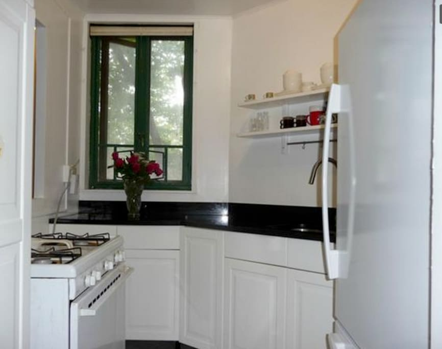 Gut renovated Kitchen, new appliances, granite countertop
