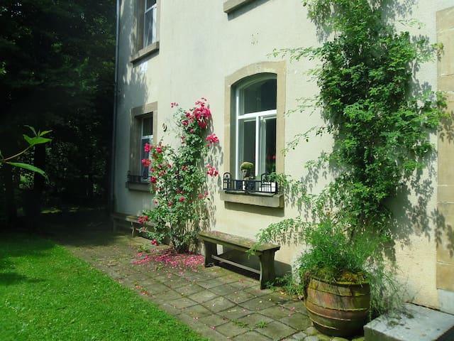 Gîte Chez le maître André 9p. - Gouvy - Haus