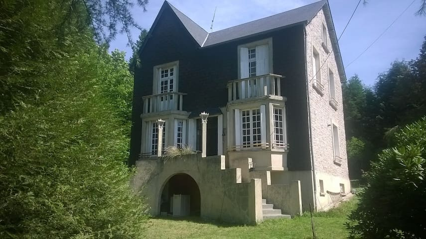 Mansion in the heart of correze - Saint-Setiers - Casa