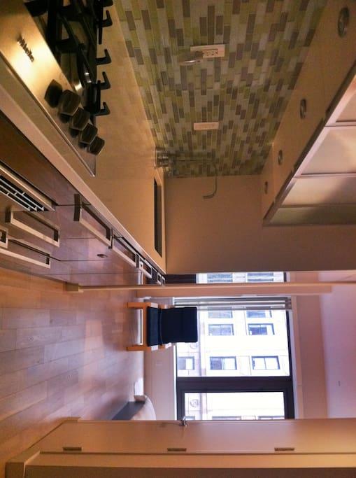Luxury Studio for 2 on Wall Street