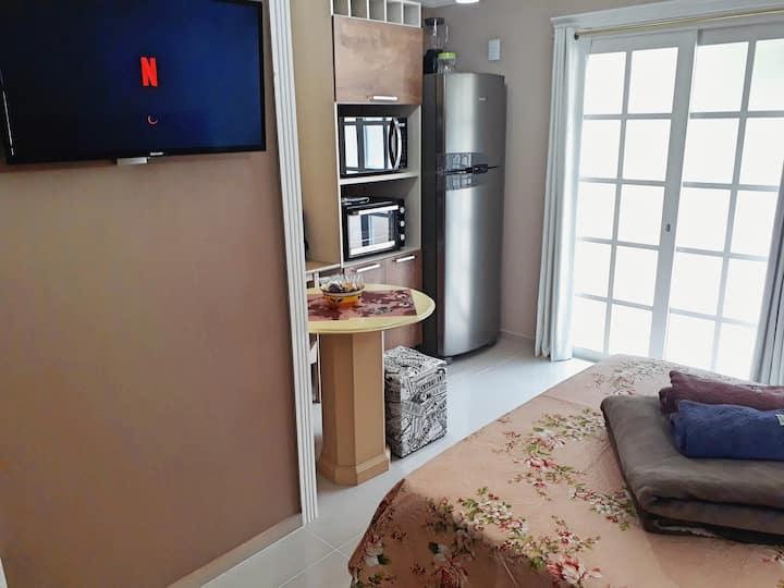 Apartamento aconchegante em Gramado