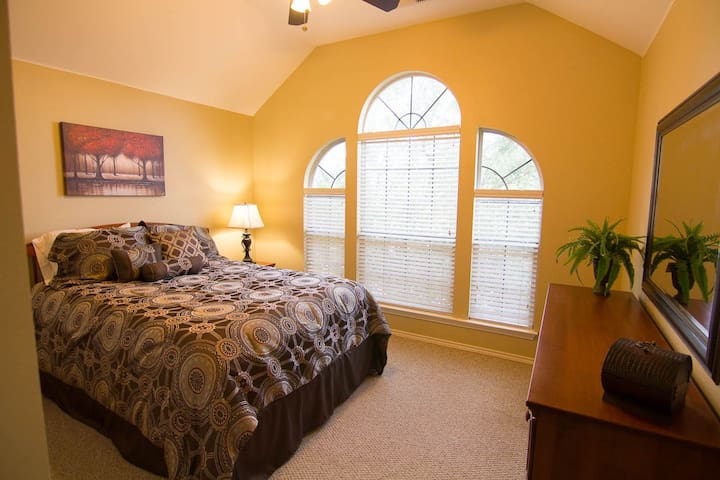 Room in quiet home near Dell - Round Rock - Ev