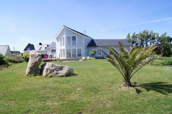 Cosy apartment 100 m from the beach