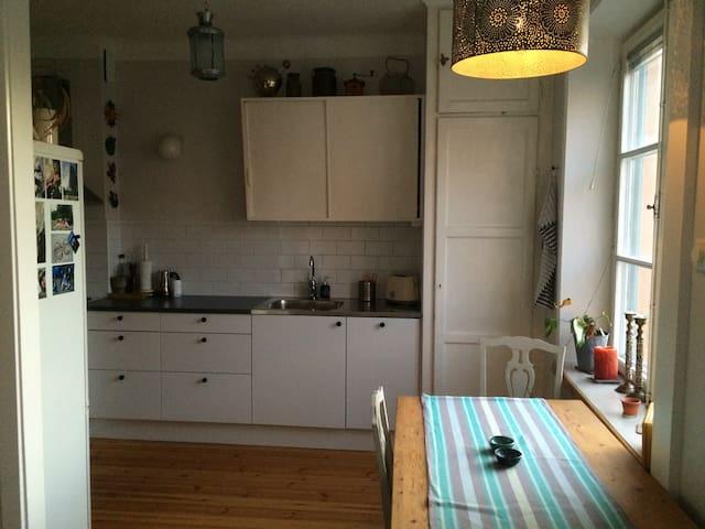 Cosy  flat Södermalm - Stockholm - Wohnung