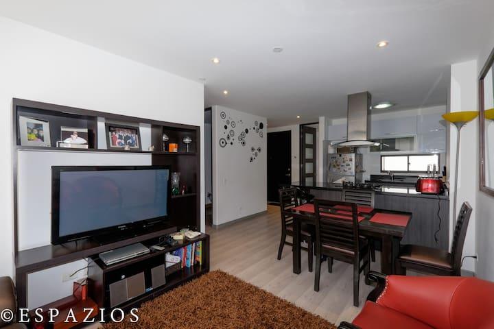 APTO SUPER LINDO, ZONA EXECELENTE - Bogotá - Apartamento