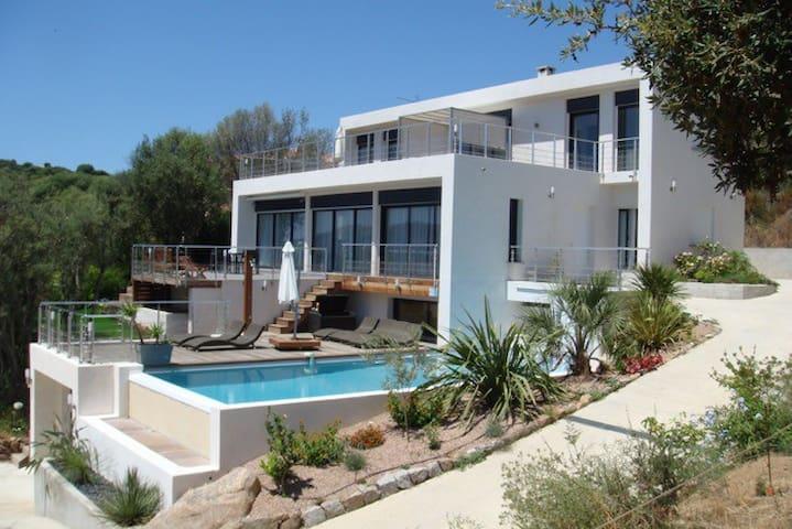 Casa Luce - Vue mer proche plages - Casaglione - Villa