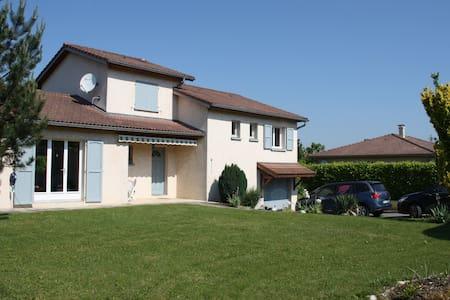 Chambre chez l'habitant - Saint-Jean-le-Vieux