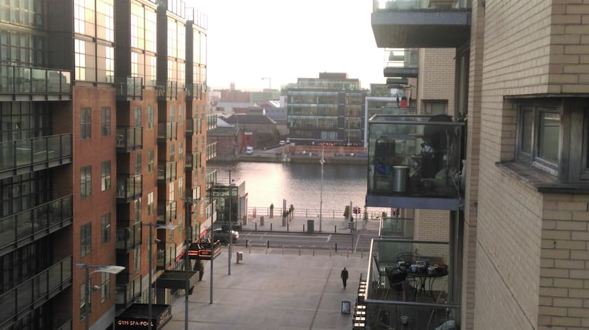 En-suite room in city centre luxury - Dublin - Apartamento