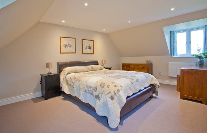 Luxury Tranquil Oxfordshire holiday home