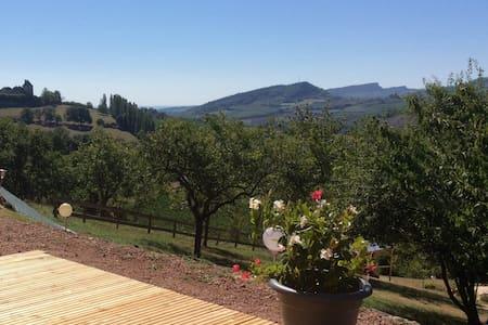 Villa familiale -Vue imprenable - Berzé-la-Ville - Casa