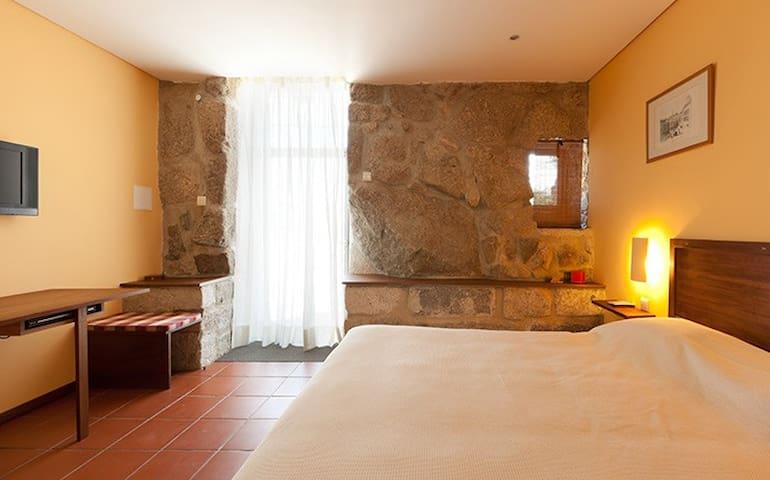 Quarto Duplo - Quinta Marnotos - Baião - Bed & Breakfast