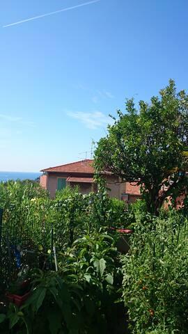 VILLEFRANCHE sur Mer. (Entre Girls only 380€/mois) - Villefranche-sur-Mer - Apartment