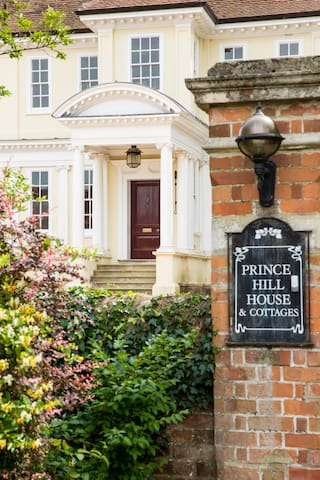 Polly's Prince Hill Penthouse (3) - Worton - Bed & Breakfast