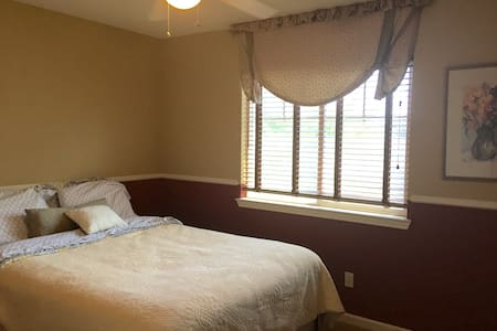 Warm Model Home Room - Stockton