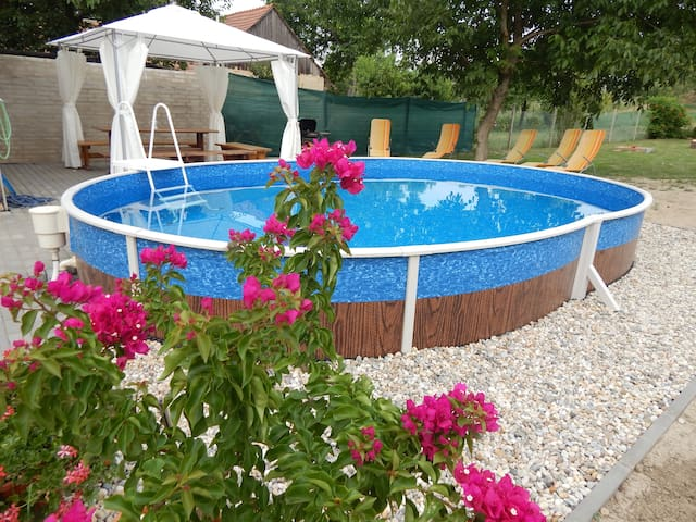 Prázdninový dům k rekreaci u Vojty - Želetice - Hus