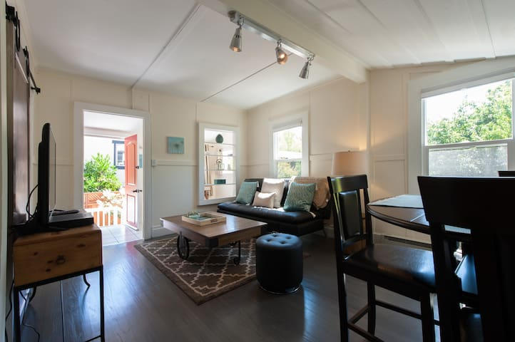 Charming + Private Downtown Cottage - San Anselmo - Dom