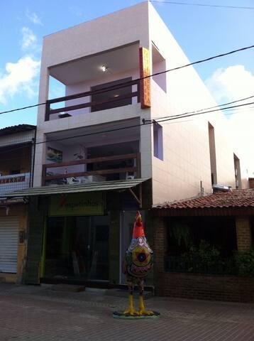Bem-vindo - welcome -willkommen - Porto de Galinhas