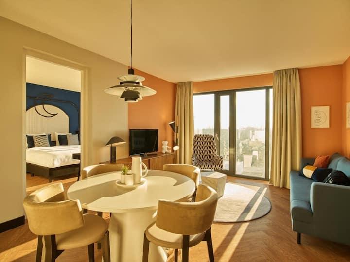 Two Bedroom Apartment Deluxe Cityden Garden, 68m2