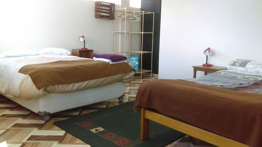 Large and comfortable room third floor - Puno - Flat