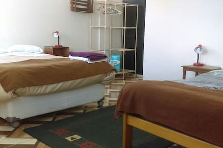 Large and comfortable room third floor - Puno - Byt